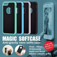 Anti Gravity Case Black Iphone 5/6/6+