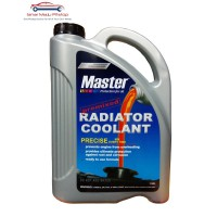 Master Premixed Radiator Coolant - Air Radiator Merah 3.78 Liter Original