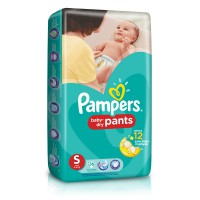 Pampers Popok Baby Dry Pants S 36