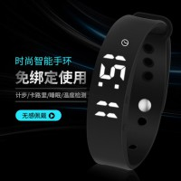 [esiafone top watch] SKMEI Smart LED Fitness Watch W05 - Jam Tangan Pedometer, Sleep Tracker