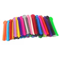 [40 Pcs] Power O Free Sonde - Karet Behel Warna Campur