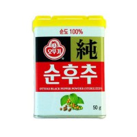 [poledit] Black Pepper Powder (1.76 Oz) By Ottogi (T1)/14684132