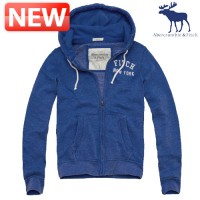 Abercrombie hooded zip / DISCOUNT ABERCROMBIE Suwanee Car puljeu Men / DC-122-232-0319-022 / zip Hoody Hat Tea