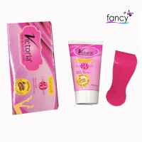 VICTORIA Hair Removal Cream Sensitif 25gr (Perontok Bulu)