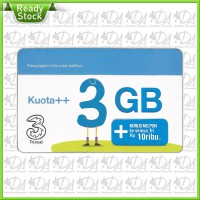 Voucher Kuota Three 3 gb