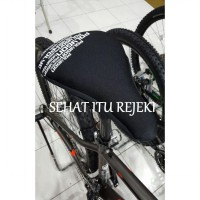 COVER SADEL / SADDLE COVER / COVER GEL SEPEDA POLYGON MTB