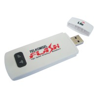 Advance Modem Usb Wifi DT-100 4G Lte Up To 100 Mbps - Putih