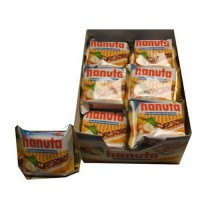 [poledit] Ferrero Hanuta Chocolate Hazelnut Candy Wafers 36 count (T1)/14414334