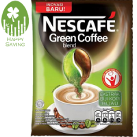Kopi Nescafe Green Coffee Blend (10 x 20 gram)