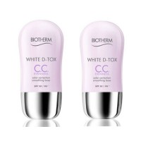 Biotherm WHITE D-TOX C.C. Evenness Color Correction CC Cream SPF 50+