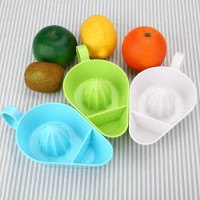 [globalbuy] Food Grade Fruit Lemon Orange Lime Manual Hand Press Squeezer Juice Juicer Mak/3745688