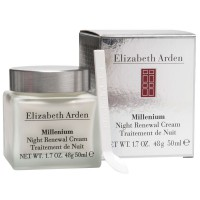 Elizabeth Arden Millenium Night Renewal Cream Krim Wajah Malam 50mL