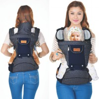 DIALOGUE BABY HIPSEAT BABY CARRIER/ GENDONGAN BAYI DENIM BINTIK [DGG1011]
