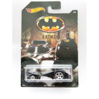 Hotwheels Batman Series Batmobile Hardnoze