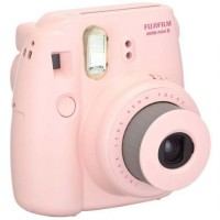 Fujifilm Instax Polaroid Camera Mini 8S - Pink