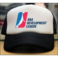 [JersiClothing] Topi Trucker NBA Development League - Hitam Putih