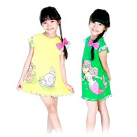 DRESS ANAK SEALIFE GIRL