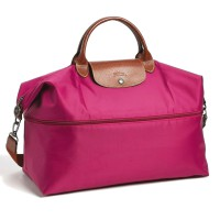 AUTHENTIC LONGCHAMP LE PLIAGE EXPANDABLE TRAVEL DUFFEL WEEKENDER