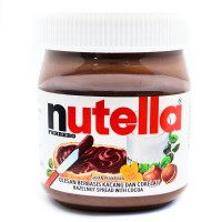 Nutella hazelnut spread with cocoa 375gr x 2