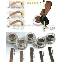 Milani Stay Put Brow Dark Brown