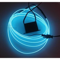 El Wire/Flexible Neon Wire/Led Wire 3 Meter With controller inverter dc