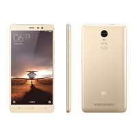 XIAOMI REDMI NOTE 3 PRO ( 2GB /16GB ) GOLD NEW GLOBAL OFFICIAL ( GARANSI DISTRIBUTOR )