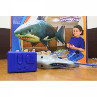 Air Swimmer Remote Control Flying Fish ( RC balon udara )