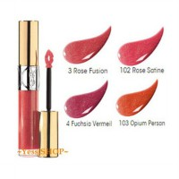 TESTER_YSL GLOSS VOLUPTE 6ML COLOUR3-103
