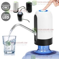 Dispenser air galon / pompa galon elektrik / dispenser air elektrik generasi 1 - lampu LED