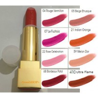 TESTER_YSL ROUGE PURE COUTURE SATIN RADIANCE LIPSTICK 04-410