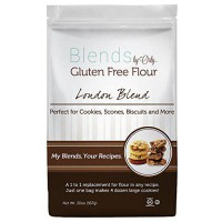 [poledit] Blends By Orly Blends by Orly Custom Blended Gluten Free Flour (T1)/14410076