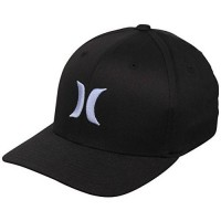 [macyskorea] Hurley One and Only Hat - Black / Fountain Blue - S/M/11433676