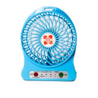 Portable mini fan USB Rechargeable