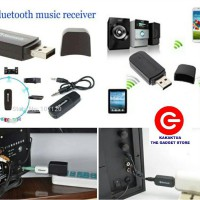 bluetooth dongle audio music receiver