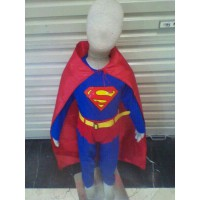SUPERMAN KOSTUM ANAK