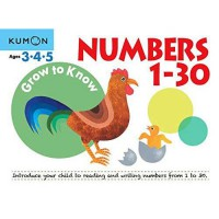 [HelloPanda] Kumon Grow to Know Numbers 1-30 (Ages 3,4,5)