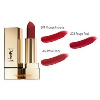 YSL ROUGE PURE COUTURE THE MATS LIPSTICK 201-203