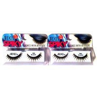 [poledit] Ardell Spiky Lashes with Attitude-390 Black, 2 Pack (T1)/14632800