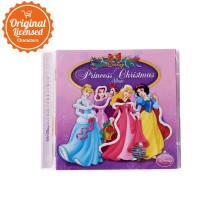 CD Lagu Disney Princess Christmast Album