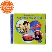 CD Lagu Disney Pixar All Time Favorite