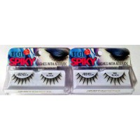 [poledit] Ardell Spiky Lashes with Attitude-386 Black, 2 Pack (T1)/14632029