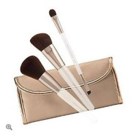 [poledit] Bare Escentuals Bareminerals Give me a Swirl 3 pc full size brush collection (T1/14631980
