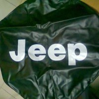 Sarung Cover Ban Serep Model Jeep, Bahan Mantab