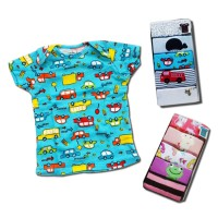 Tee carter 5in1 for children's 3-24 month (lengan pendek & panjang)
