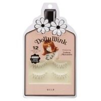 Koji Dolly Wink - Feminine Girl Eyelashes No.12