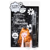 Koji Dolly Wink - Long Mascara II Black