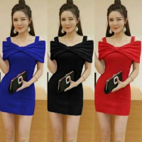 Dress Pita Warna