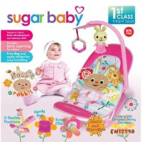 Sugar Baby Rossy Rabbit Infant Seat