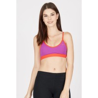 AS NIKE PRO INDY BRA COSMIC PURPLE