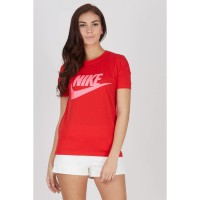 AS W NSW SIGNAL TEE LOGO UNIVERSITY RED